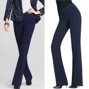 NEW CAbi Smart Navy Blue Career Trousers Size 8